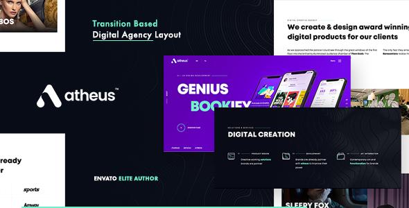 Atheus | Modern Creative Agensy