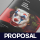 Proposal for Game Design - GraphicRiver Item for Sale