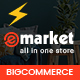 eMarket - Multipurpose StenCil BigCommerce Theme with Google AMP Ready - ThemeForest Item for Sale