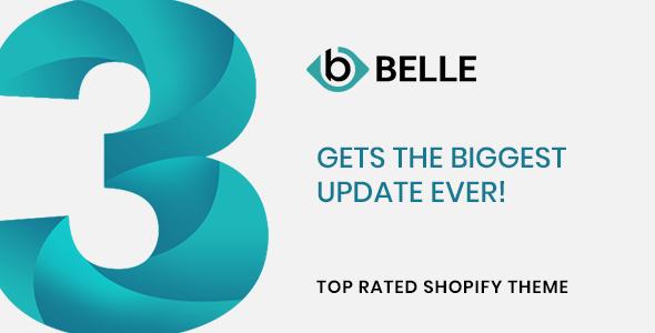 Belle - Multipurpose Shopify Theme 4