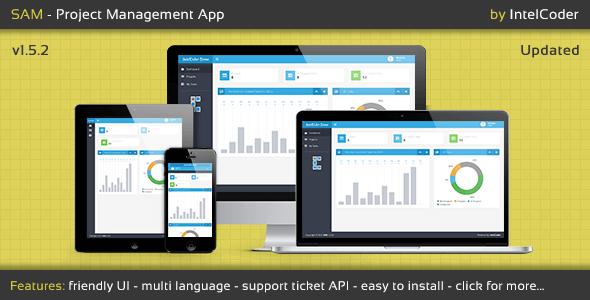 SAM - Project Management App Download