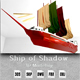 Ship of Shadow 3D Modeling - 3DOcean Item for Sale
