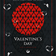 Valentines Day Flyer Template V22 - GraphicRiver Item for Sale
