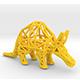 Aardvark (Adult) - 3DOcean Item for Sale