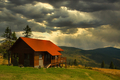 Cabin in Carpathian mountains - PhotoDune Item for Sale
