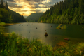 Red lake - Lacul Rosu - PhotoDune Item for Sale