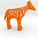 Okapi (Adult male) - 3DOcean Item for Sale