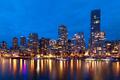 Vancouver Skyline at Dusk - PhotoDune Item for Sale