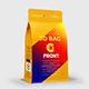 Coffee & Flour Paper Bag Mockup - GraphicRiver Item for Sale