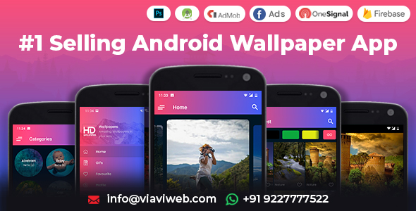 Android Wallpapers App (HD, Full HD, 4K, Ultra HD Wallpapers) Free Download #1 free download Android Wallpapers App (HD, Full HD, 4K, Ultra HD Wallpapers) Free Download #1 nulled Android Wallpapers App (HD, Full HD, 4K, Ultra HD Wallpapers) Free Download #1