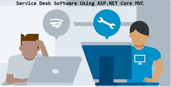 Ticketing System Software Using ASP.NET Core MVC - Full Source Code