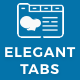 Elegant Tabs for WPBakery Page Builder - CodeCanyon Item for Sale