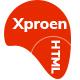 Xproen Restaurant Html Template - ThemeForest Item for Sale