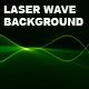 Laser Wave Background (Loop) - VideoHive Item for Sale
