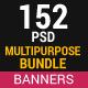Multi Purpose Bundle Web Banners - GraphicRiver Item for Sale