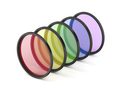 Five colorful photography filters - PhotoDune Item for Sale