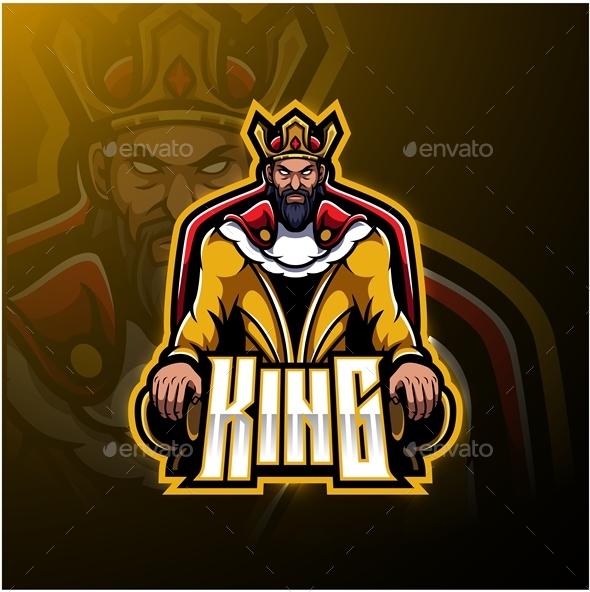 The King Mascot
