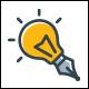 Creative Write Logo Template - GraphicRiver Item for Sale