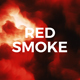 Red Smoke Background - VideoHive Item for Sale