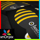 Bee Business card - GraphicRiver Item for Sale