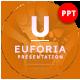 Euforia Business Presentation Template - GraphicRiver Item for Sale