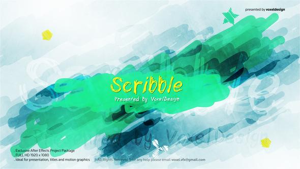 Scribble Show Opener