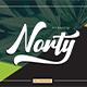 Norty Script - GraphicRiver Item for Sale