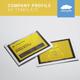 A5 Company Profile - GraphicRiver Item for Sale
