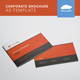 A5 Corporate Brochure - GraphicRiver Item for Sale