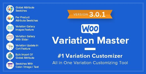 WooCommerce Variation Master Download
