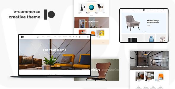 Daeron - A Creative and Modern WooCommerce Theme 2