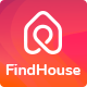 FindHouse - Real Estate PSD Template - ThemeForest Item for Sale