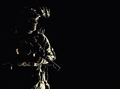 Special operations forces soldier low key portrait - PhotoDune Item for Sale