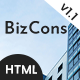 BizCons | Multipurpose Construction HTML5 Template - ThemeForest Item for Sale