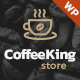 CoffeeKing - Coffee Shop & Drinks Online Store WordPress Theme - ThemeForest Item for Sale