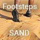 Footsteps Sand