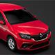 Renault Sandero 2018 - 3DOcean Item for Sale