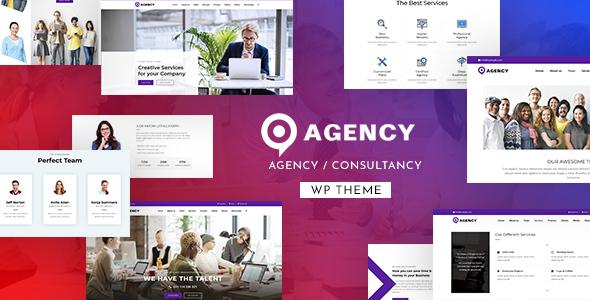 Agency Theme
