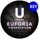 Euforia Business Keynote Template - GraphicRiver Item for Sale