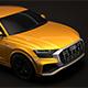 Audi Q8 50 TDI quattro S line Vorsprung Edition 2018 - 3DOcean Item for Sale