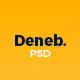 Deneb - A Digital Agency Psd Template - ThemeForest Item for Sale