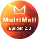 Multimail | Responsive Email Template Set + Builder Online - ThemeForest Item for Sale