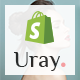 Uray - Fashion, Furniture, Cosmetic & Beauty  Shopify Theme - ThemeForest Item for Sale