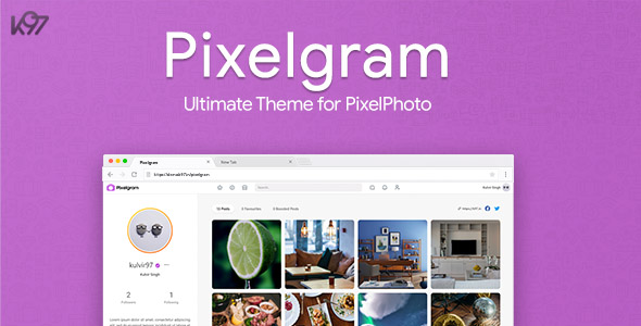 Codecanyon | Pixelgram - The Ultimate PixelPhoto Theme Free Download #1 free download Codecanyon | Pixelgram - The Ultimate PixelPhoto Theme Free Download #1 nulled Codecanyon | Pixelgram - The Ultimate PixelPhoto Theme Free Download #1