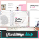 Wedding Organizer Google Slides Template - GraphicRiver Item for Sale