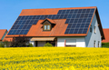 Modern House with Photovoltaic System - PhotoDune Item for Sale