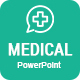 Medical And Healthcare PowerPoint Presentation Template - GraphicRiver Item for Sale
