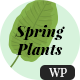 Spring Plants - Gardening & Houseplants WordPress Theme - ThemeForest Item for Sale