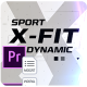 Typography Sport Titles - Premiere Pro | Mogrt - VideoHive Item for Sale