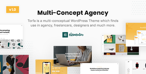 Torfa — Multi-Concept Agency Theme